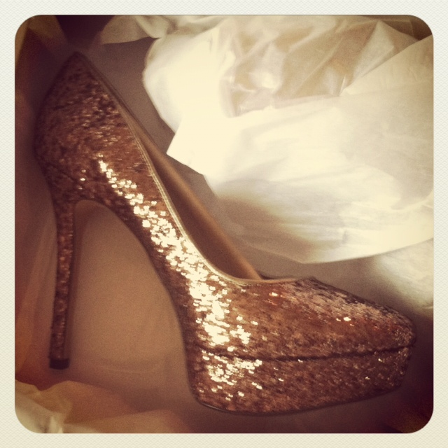 bday shoes