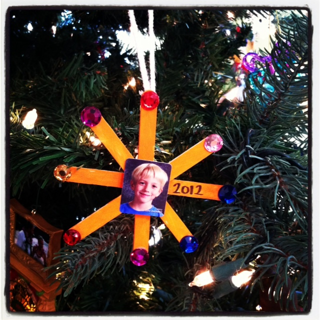 luke ornament