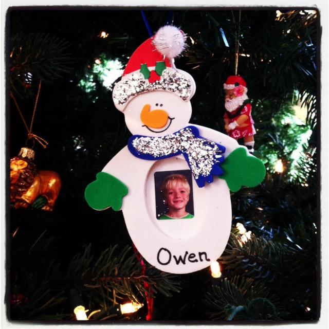 owen ornament